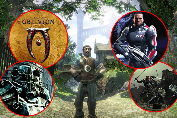 11 Greatest RPGs Of The 2000s