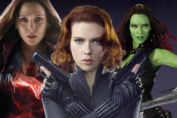 10 Best Female Characters In The Marvel Cinematic Universe
