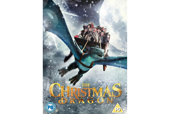 The Christmas Dragon.Win The Christmas Dragon On Dvd