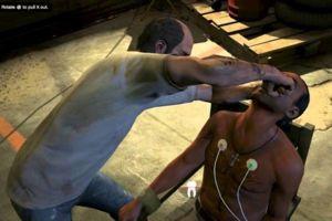 GTA V torture