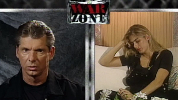 Melanie Pillman Vince Raw Interview 1997