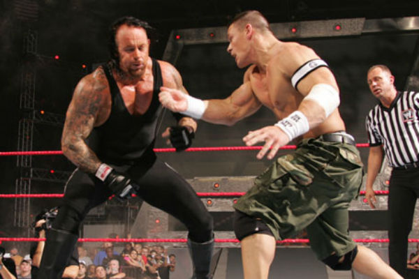 10 Problems With John Cena Vs. The Undertaker At WWE ...  10 Problems Wit...