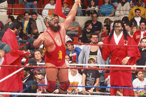 7 Cool Things About Wwe Survivor Series 1990 Not Named The