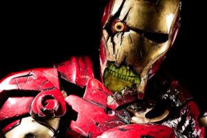Iron Man Marvel Zombies