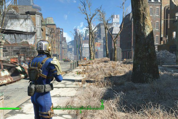 Fallout 4's Map Is Bigger Than Skyrim, But Still Less Than The ...