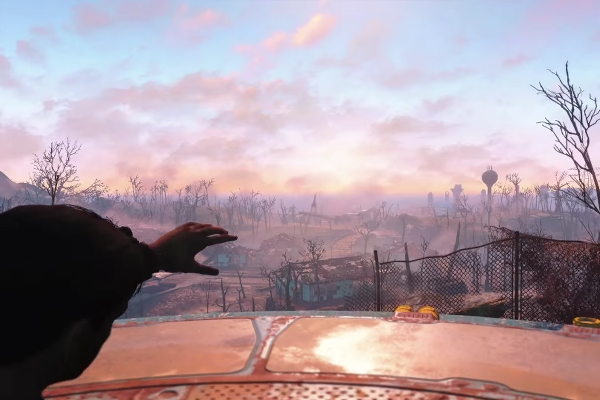 10 biggest open worlds in video game history squeezing in at the lower end of the list is bethesdas latest adventure in post apocalyptic america the boston wasteland is the biggest map in the fallout gumiabroncs Gallery