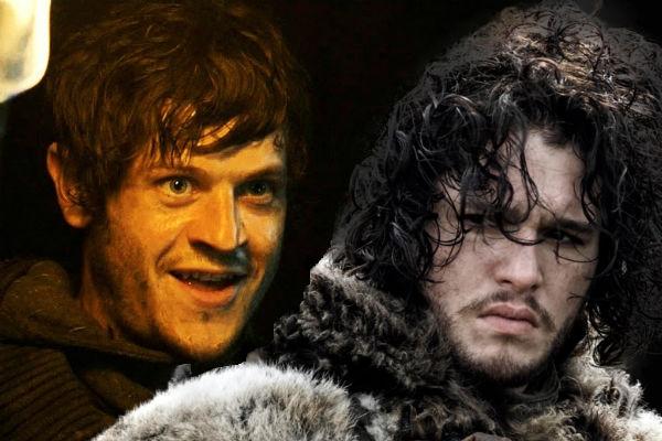 Jon Ramsay Game of Thrones