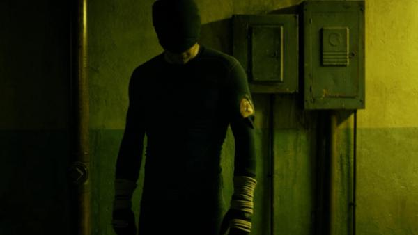 Daredevil Matt Murdock Cut Man
