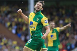 File photo dated 12-09-2015 of Norwich City's Matt Jarvis.