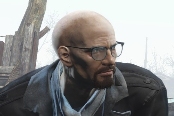 Fallout 4: 15 Amazing Celebrity Lookalikes You Can Download
