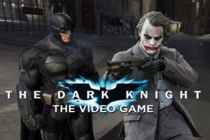 the bstman dark knight game