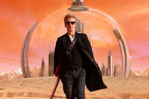 Doctor Who Gallifrey Hell Bent
