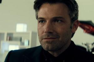 Batman V Superman Bruce Wayne Ben Affleck