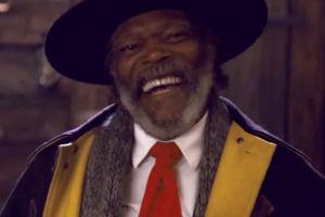 The Hateful Eight Samuel L Jackson
