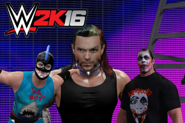 Wwe 2k16 10 Most Realistic Tna Caws