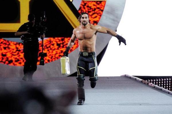 Seth Rollins WrestleMania