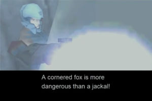 metal gear solid grey fox death