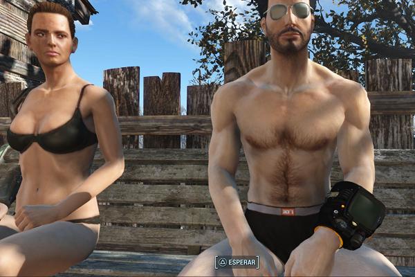 fallout 4 shorts