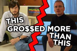 Kutcher Fassbender Steve Jobs