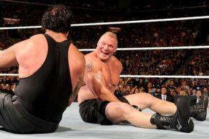 Brock Lesnar, Undertaker