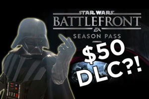 Star Wars Battlefront season pass