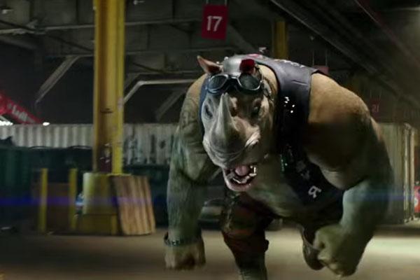 Teenage Mutant Ninja Turtles 2: See What WWE's Sheamus Looks Like ...