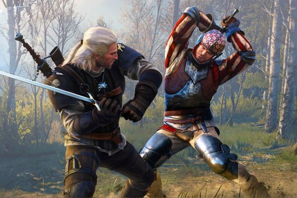 the witcher 3  video game news gamespot animation