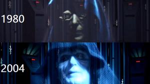 Star Wars: Emperor Strikes Back - Emperor Change