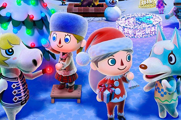 best christmas themed video games