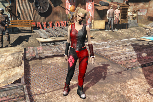 Fallout 4 Sexy Outfits