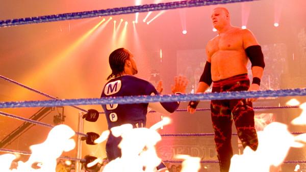 MVP Kane Inferno Match Armageddon 2006