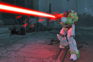 Fallout 4 Buzz Lightyear