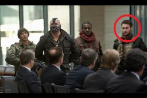 Barsad Deadshot Dark Knight Rises