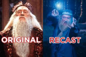 Dumbledore Recast