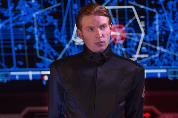 General Hux Star Wars Force Awakens