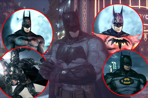 batman arkham knight ranking all costumes from worst to