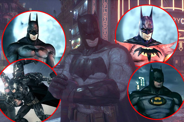 & Batman: Arkham Knight - Ranking All Costumes From Worst To Best