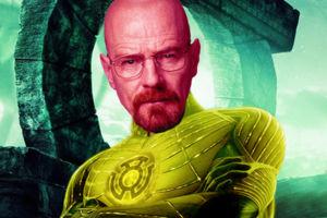 Bryan Cranston Sinestro