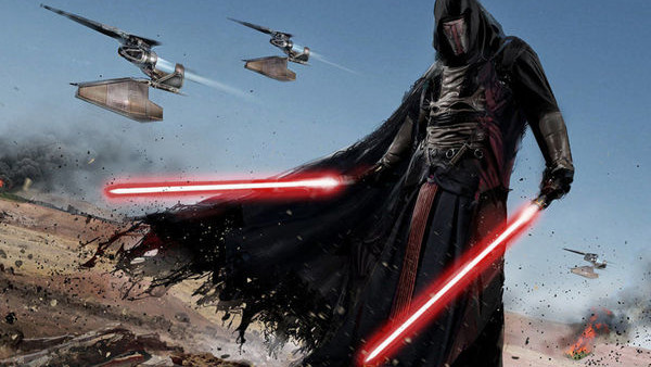 Star Wars Knights of the old republic revan