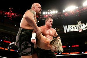 Big Show Kane Dolph Ziggler Royal Rumble 2015