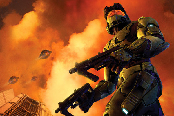 Halo Reach Video Game  TV Tropes