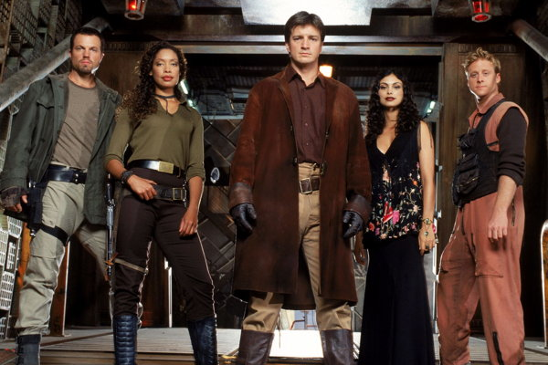 1. The American Government Cancelled Firefly
