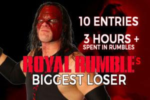 kane royal rumble
