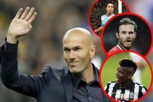 Zidane Signings