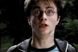 Harry Potter Shocked