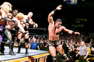Muhammad Hassan Royal Rumble 2005
