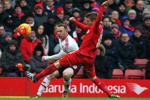 Wayne Rooney Goal V Liverpool