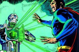 Metallo DC Comics