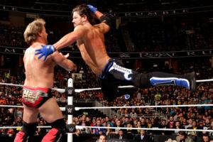 Chris Jericho AJ Styles