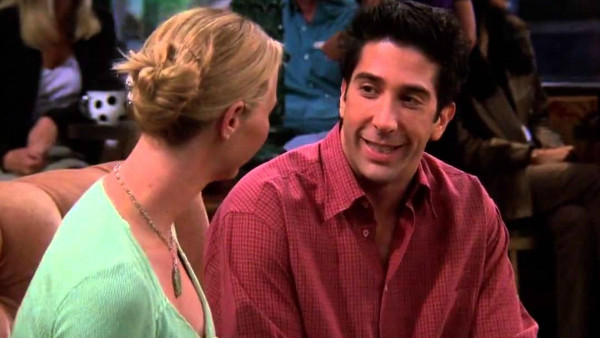 Friends Ross Phoebe